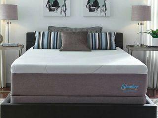 Slumber solutions 14  Gel Memory Foam King mattress