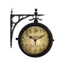 Outdoor Clock  Infinity Instruments Thermometer Indoor Outdoor Clock