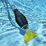 Skooba Above Ground Pool Vacuum Cleaner   Black
