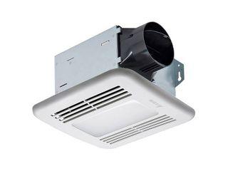 Delta BreezIntegrity Ventilation Fan with lED lighting 13 watts 50 CFM  Retail 95 49