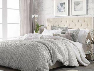 Microsculpt Ombre Honeycomb 3 piece Comforter Set  Retail 79 98