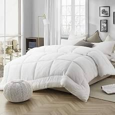 Natural loft Down Alternative Comforter   King  Retail 111 07
