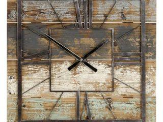 The Gray Barn Jartop Square Wall Clock   27 5 H x 27 5 W x 1 5 D