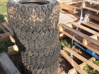 lot of 4 23x10 5 12 Tires