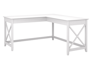 The Gray Barn Hatfield 60 inch l shaped Desk  Retail 246 49