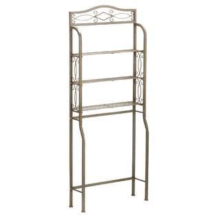 Reflections Spacesaver Shelves with Diamond Mirror Accent  Retail 84 49