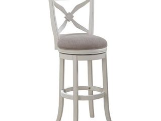 Casoria 34 inch Swivel Tall Bar Stool by Greyson living  Retail 245 99
