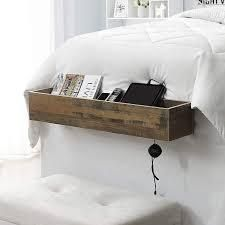 Yak About It Dorm Bedside Organizer
