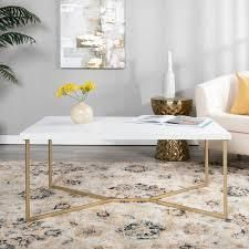 Silver Orchid Ipsen Modern Coffee Table Retail 144 49