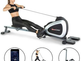 FITNESS REAlITY 1000 PlUS Rower with Full Body Exercises and Free App Retail 332 49