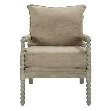 The Curated Nomad Annie Chair  Retail 385 49 light brown