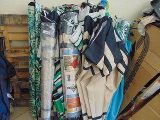 large lot of Patio Umbrella  for repair