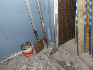 Shovel   Sledge Hammer and More
