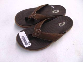 Orageous Flip Flops   Mens 8