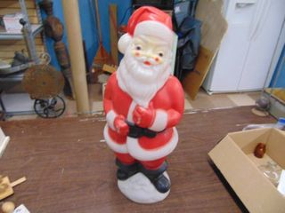20  Santa Blow Mold