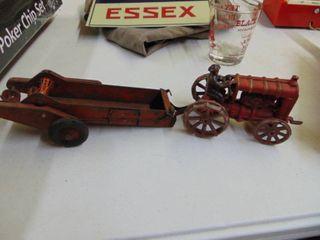 Vintage Metal Tin Toys