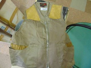 10 X Brand Shell Vest   mens Size 44
