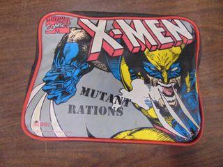 Xmen   Soft lunch Bag