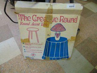 Round Craft Table kit