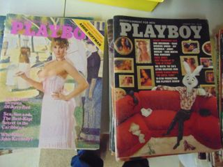 14  Gentlemans magazines from the 70 s   80 s