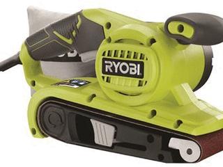 RYOBI 6 Amp Portable Belt Sander  3 Inch X 18 Inch