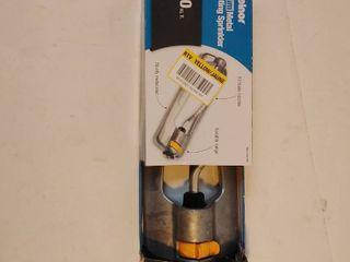 Melnor Premium Metal Oscillating lawn Sprinkler 4000sq Ft  Brand Never Used