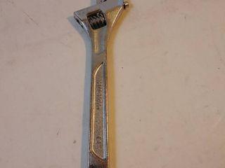 Husky adjustable wrench 12