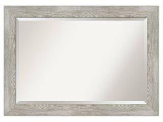 Dove Greywash Bathroom Vanity Wall Mirror  Retail 85 49