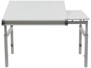 Studio Designs 24 x 36 Graphix II White Drafting and Hobby Craft Workstation Table  Retail 155 97