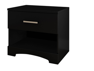 South Shore Gramercy Single drawer Nightstand  Retail 98 99