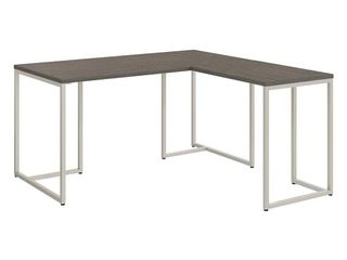 Method 60W l Shaped Desk from Office by kathy ireland   Retail 394 99