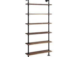 Anacortes 6 Shelf Piping