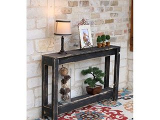 Rustic Entry Way Table  Retail 173 99
