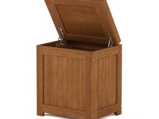 Furinno Tioman Outdoor Hardwood Storage Box  Retail 111 49