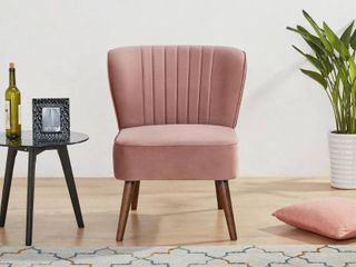 Carson Carrington Tagerod Armless Slipper Chair  Retail 171 49