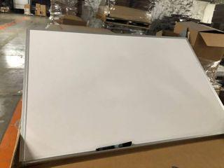 4  24in x 36in Whiteboards