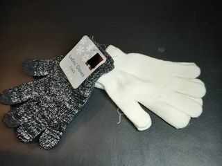 ladies Gloves 2pack