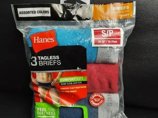 Red label Mens 3 Pack Mid Rise Exposed Waistband Briefs