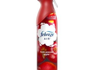 Febreze Fresh Pressed Apple Air Freshener   8 8oz