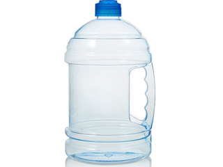 Arrow H2O on the GO 2 2 liter Beverage Bottle