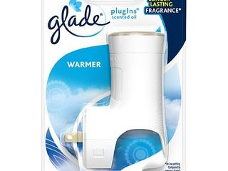 Glade Plug Ins Holders   1ct