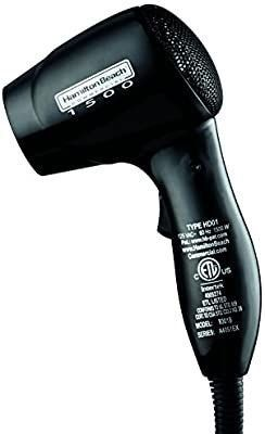 Hamilton Beach Commercial 8301 Wall Mounted Hair Dryer Retail   24 99