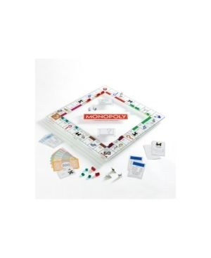 Winning Solutions Monopoly Board Game   Glass Edition