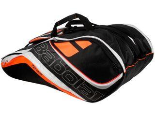 Babolat Team line 12 Racquet Bag Fluo Red  Babolat Tennis Bags