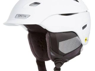 Women s Smith Vantage Snow Helmet With Mips   White