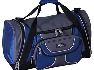 lucas luggage Sport 20  Soft Expandable Soft Duffel
