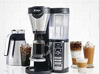 Ninja Coffee Bar Auto iQ Brewer and with Thermal Carafe