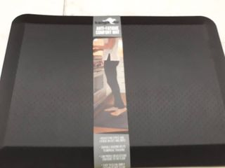 Kangaroo Original Standing Mat Kitchen Rug  24x17  Black