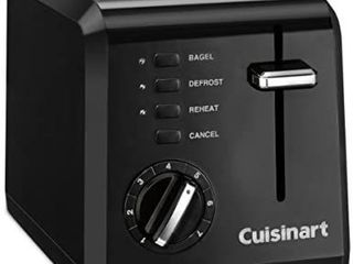 Cuisinart Compact 2 Slice Toaster Retail   29 95