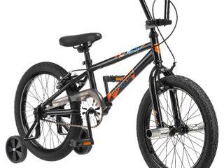 18  Mongoose Switch Boys  Freestyle Bike  Black